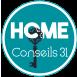 HOME Conseils 31 Logo
